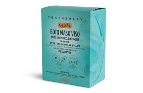 SeaTherapy Boto maska za obraz iz morskih alg in hialuronsko kislino
