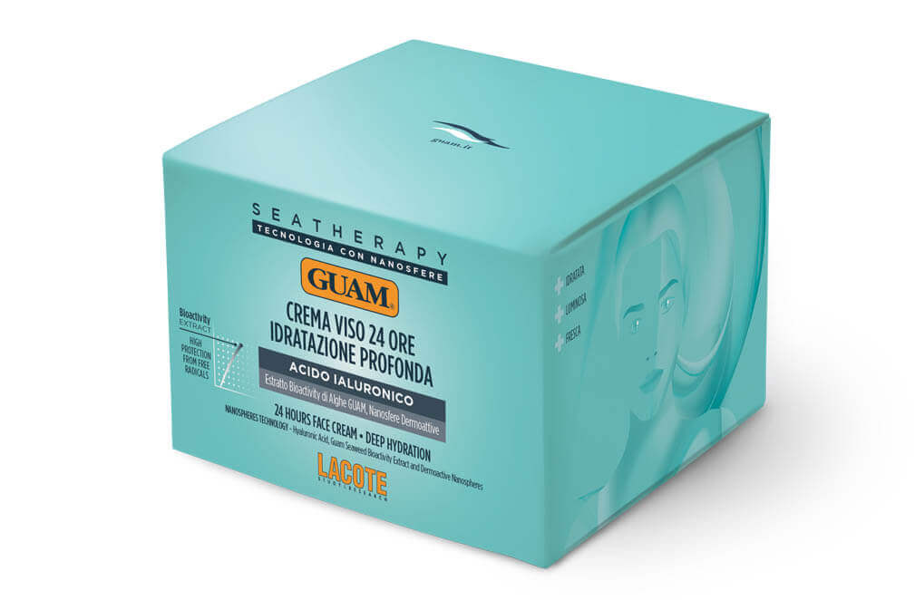SeaTherapy Profesionalna 24h vlazilna krema za obraz