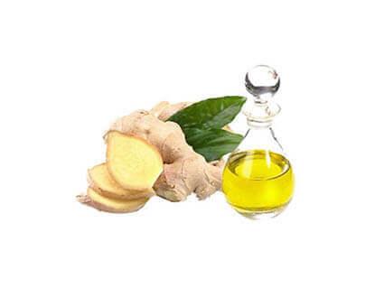 etericno olje ingverja